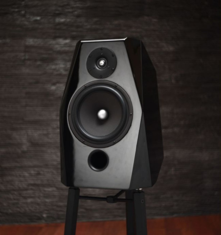 Geometric Harmony Speakers - Diamond